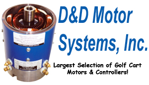 Golf Cart Motors | Controllers | High Speed Electric Motors | High Torque Electric Motors