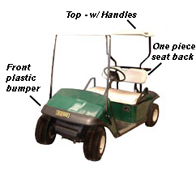 94 ezgo golf cart wiring diagram  | 631 x 559