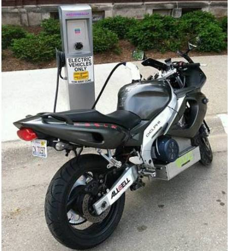 electric motorcycle conversion | electric motorcycle conversions