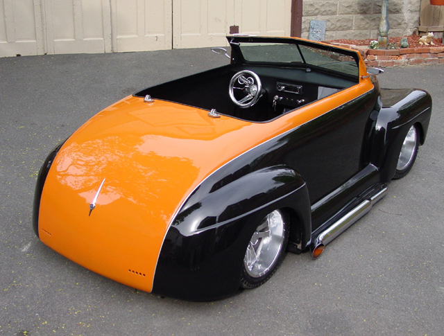 Cool Electric Car Conversions