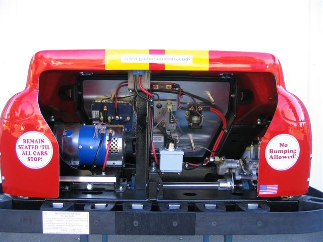 Electric Go-Kart Motor Made In USA, Electric Go Kart Kit Motor