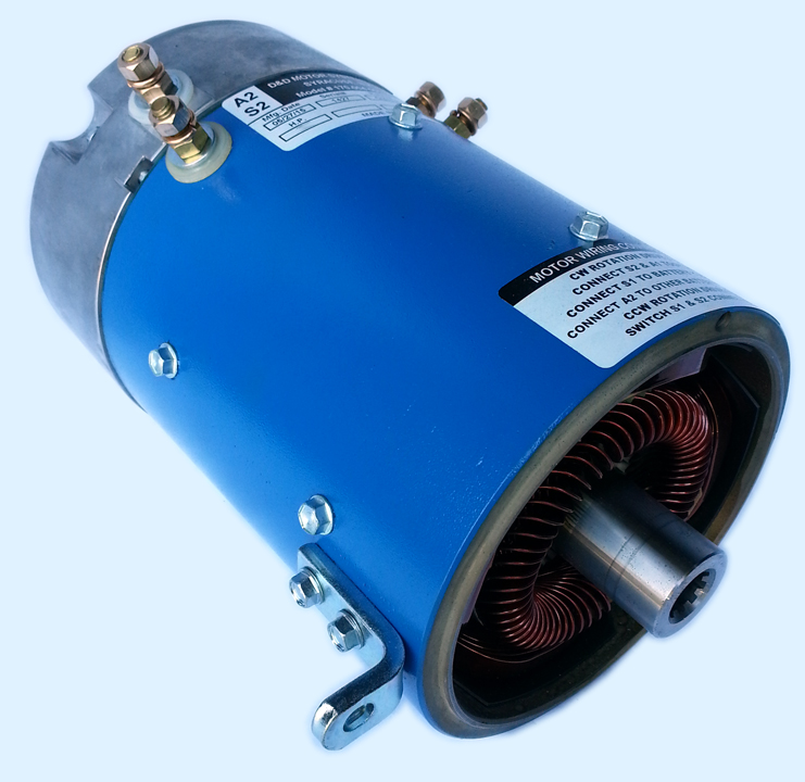 6-223D Replacement Motor