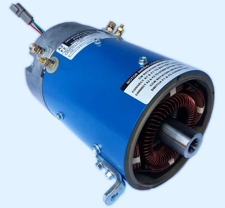 502 2 d d motor for D and a motors