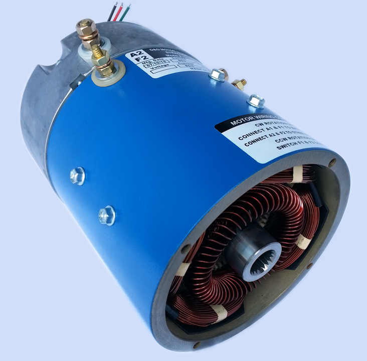 DM430-06 Replacement Motor