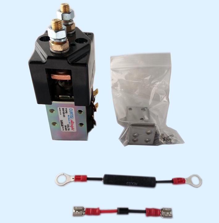 36/48 V - up to 650 Amp - Solenoid