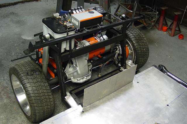 Electric Motor For Car: Electric Car Motors Made In The USA