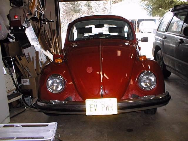 electric VW conversion