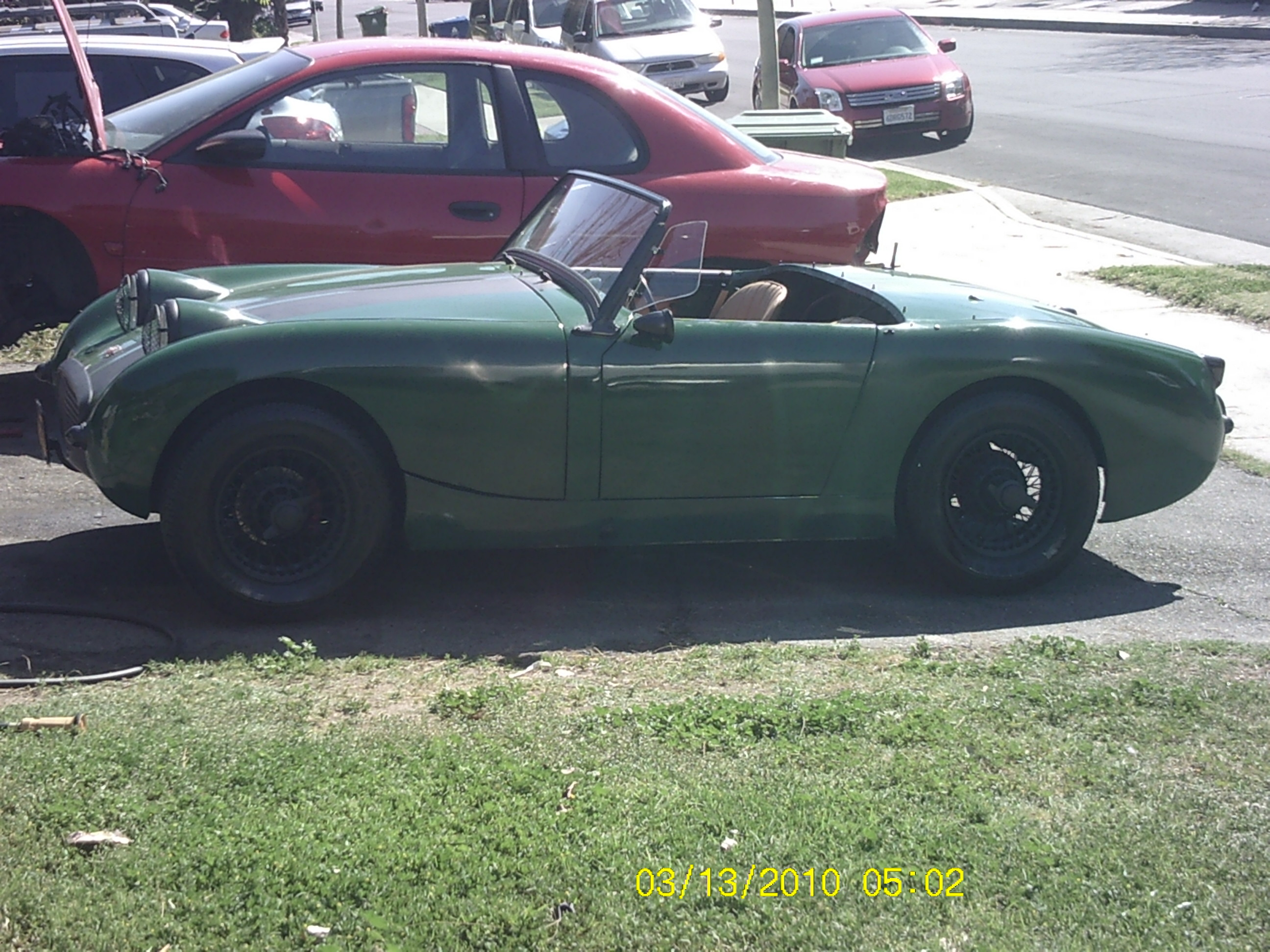 Electric Car Motors Made In The Usa Dc Ev For Motor Wiring Diagram General Century As Well Vehicle Austin Healey 1960
