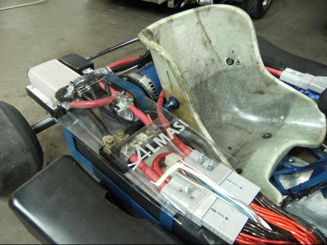 Brm 2005 Racing Cart