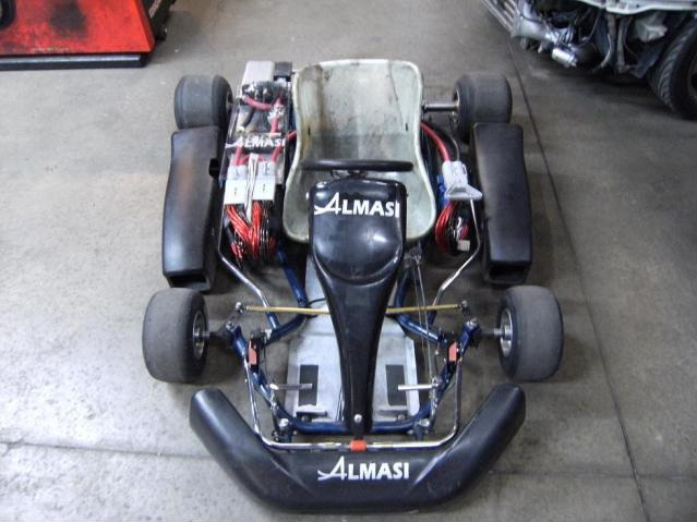 BRM 2005 Racing Cart