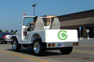 electric hybrid Jeep - EV Power Systems