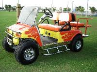 Club car - High Performance Golf cart