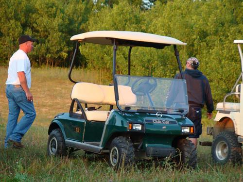Club Car Golf Carts: Golf Cart Electric Motors