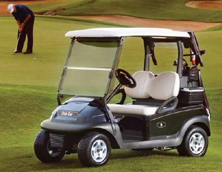 Club Car Electric Motor Golf Cart Upgrades High Speed Precedent Iq
