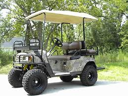 EZGO - High Performance Golf Cart