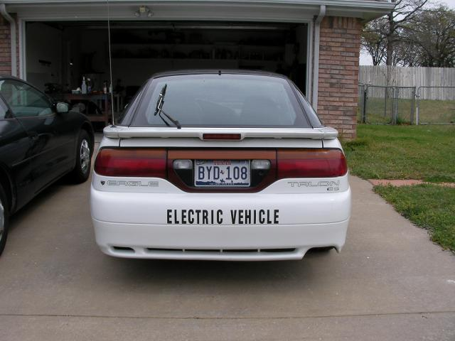convert car to electric