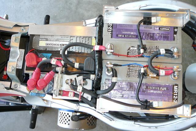 Andys 1989 Yamaha FZR 600