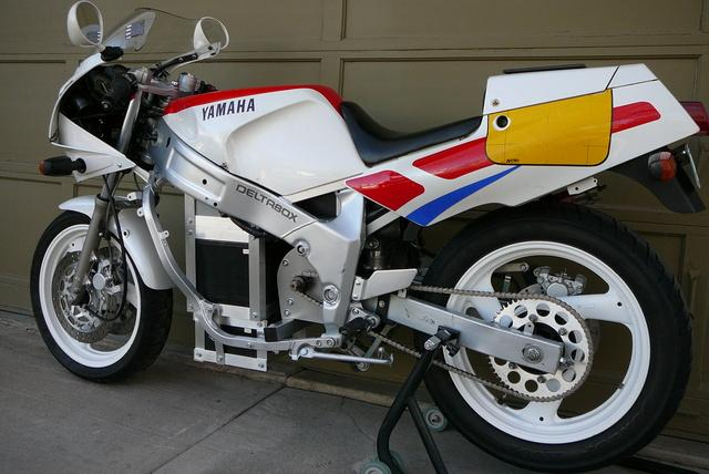 1998 Yamaha FZR 600 electric