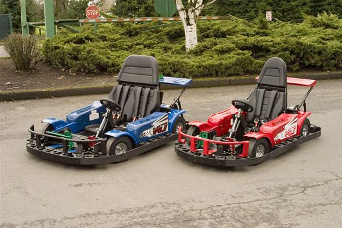 Electric Go-Kart Motor Made In USA, Electric Go Kart Kit Motor ...