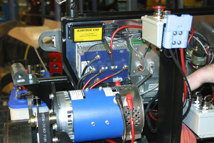 high speed motors for go karts