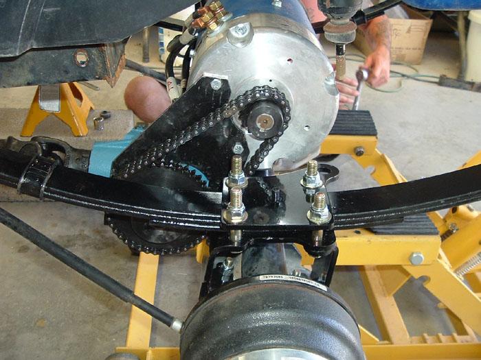 EZGO Electric Golf Cart Motor Upgrades - New Used ...