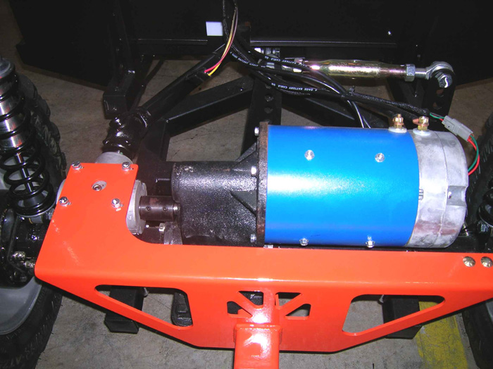 High Torque Electric Motors Dd Motor Systems Autos Post