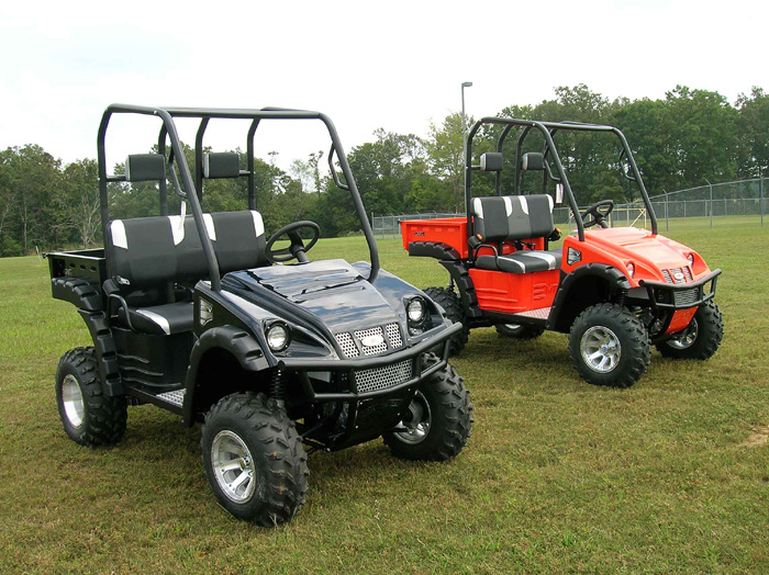 Golf Cart Hunting Buggy 33 d&d motor systems electric atv utility vehicle motors  at gsmx.co