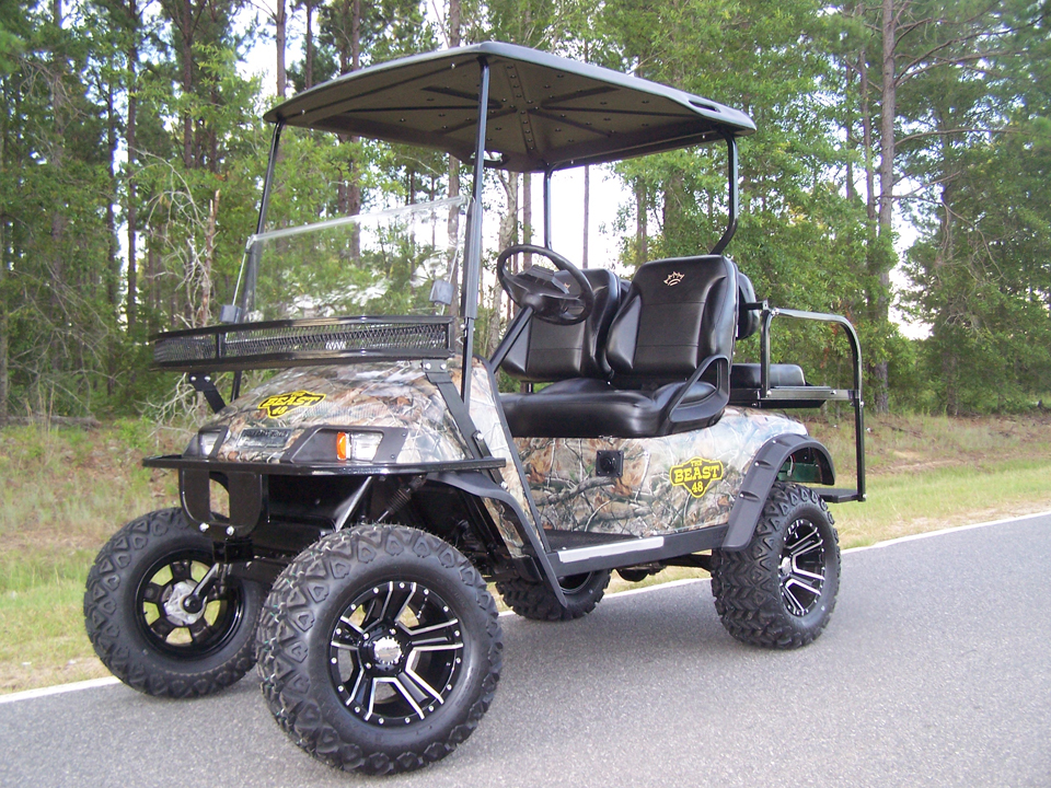 electric golf cart motors | motor golf carts | Club Car electric ...