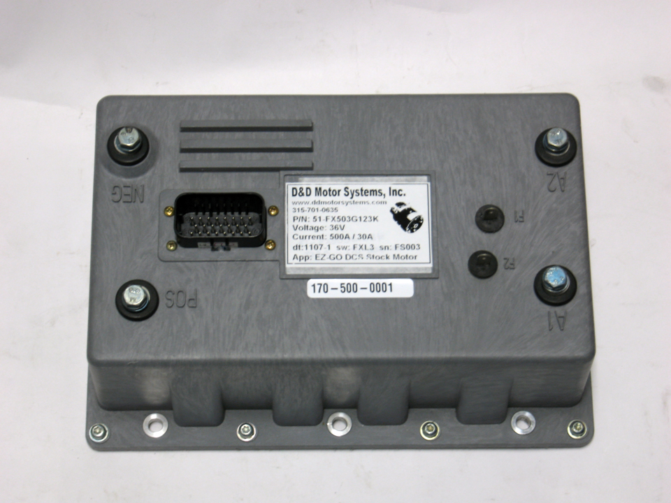 golf cart electric controller / golf cart motor controller / alltrax speed controller / alltrax speed controllers