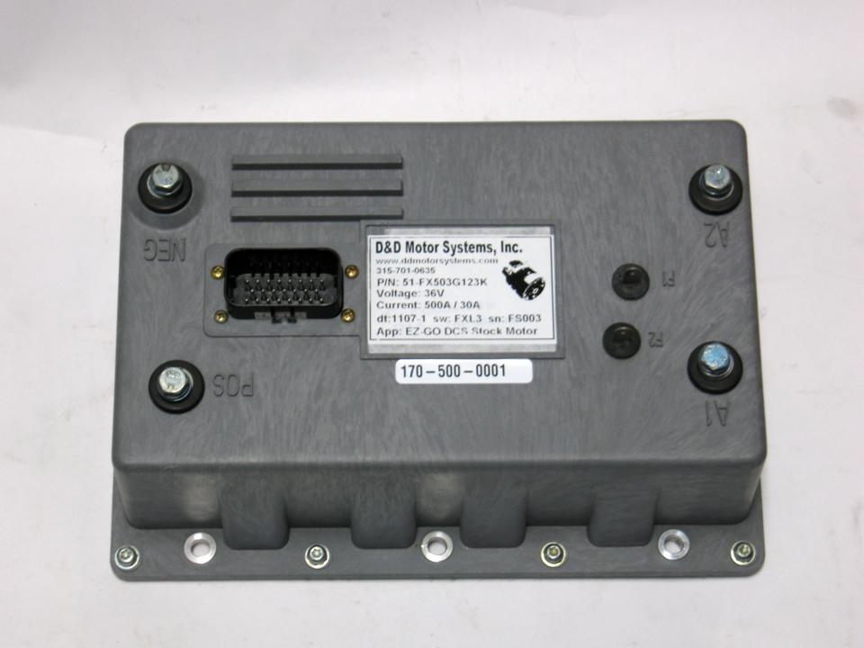 Controller - FSIP