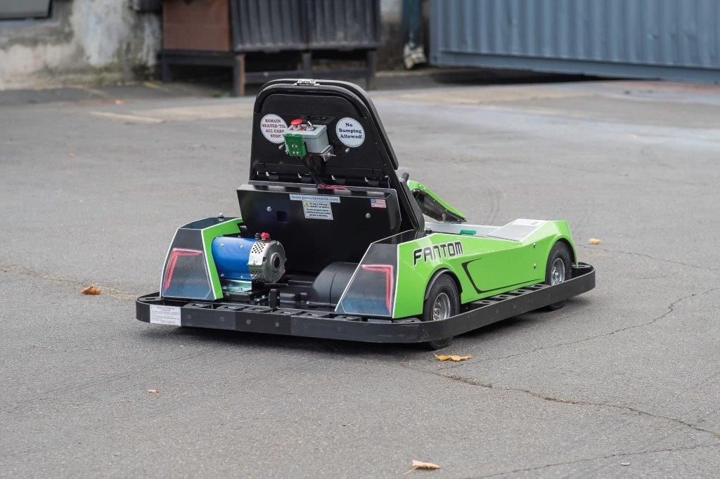 Electric Go-Kart Motor Made In USA, Electric Go Kart Kit