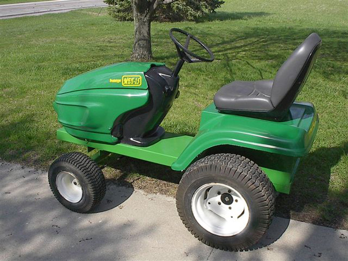 Diy Electric Lawn Mower Do It Your Self