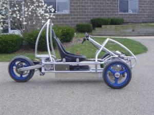 Mi Kit Ev 2009 Electric Buggy Basic Go Kart Design
