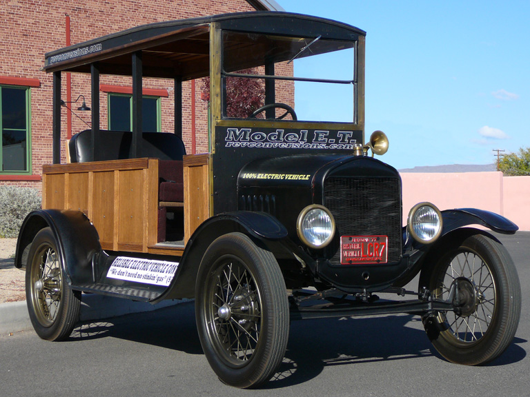 Model T Ford Electric