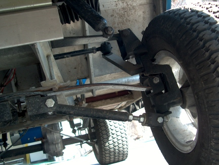 club car motor