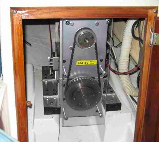 Electric Boat Motor Made In Usa Electric Inboard Boat