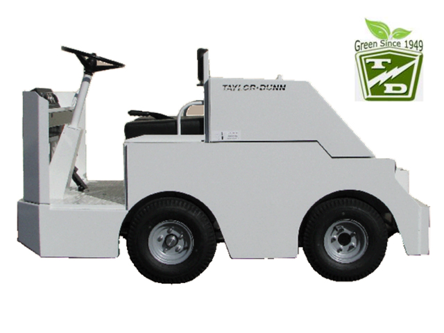 Taylor Dunn Electric Tug Vehicle