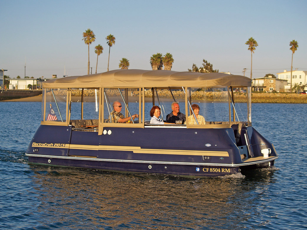 Pontoon boat electric motor all boats for Electric motor for pontoon boat