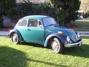 Vw Bug 1970