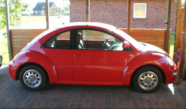 VW Beetle - New 1999