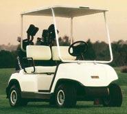 Yamaha Golf Cart Electric Motor Upgrades - High Speed