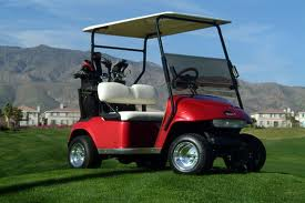 Yamaha Electric Golf Car