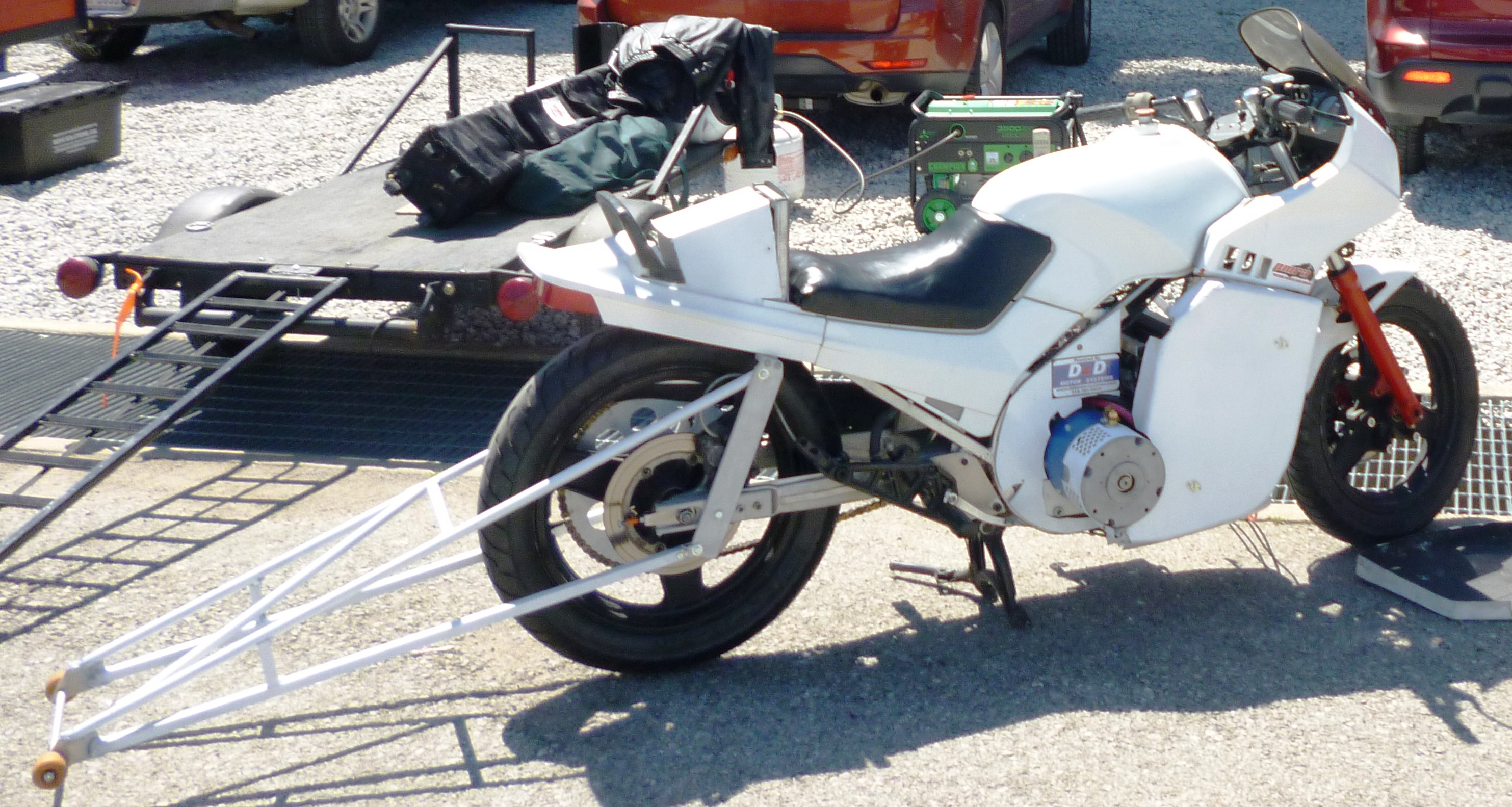 Electric Motorcycle Motors Controllers Conversion Kits
