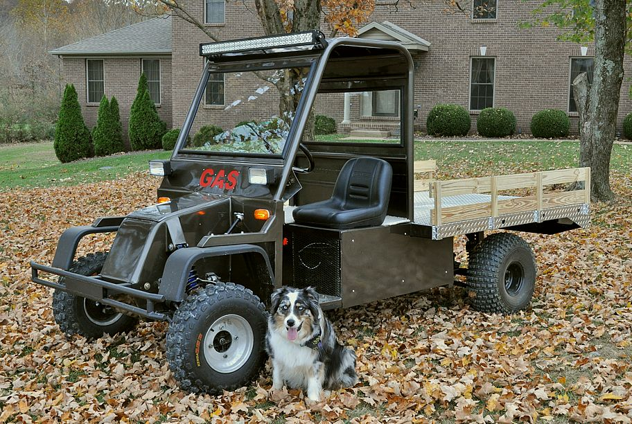 Utility vehicle - Specialty